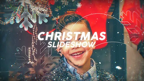 Christmas Slideshow 21074088 - Project for After Effects (Videohive)