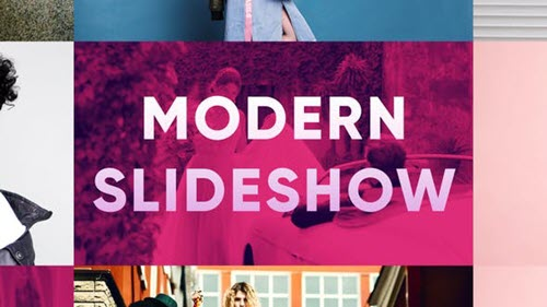 Modern Slideshow 22650711 - Project for After Effects (Videohive)