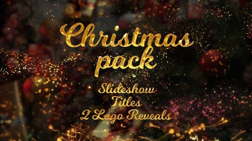 New Year and Christmas Pack 25300798 - Project for After Effects (Videohive)