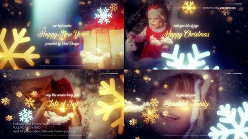 Christmas Wishes 25300844 - Project for After Effects (Videohive)