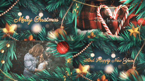 2K20 Christmas Slideshow 25329267 - Project for After Effects (Videohive)