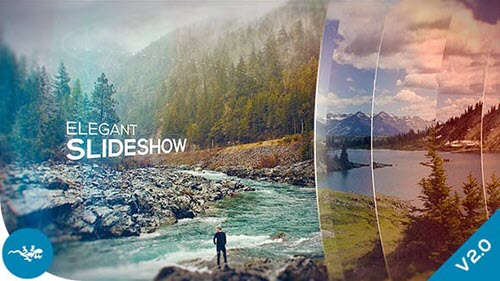 Elegant Slideshow 18250102 - Project for After Effects (Videohive)