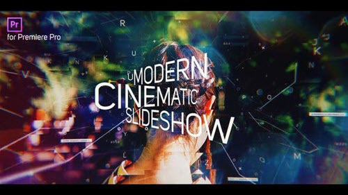 Modern Cinematic Slideshow for Premiere Pro - 25511977 - Project for After Effects (Videohive)