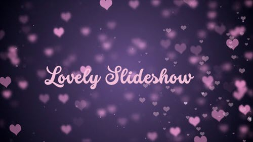 Lovely Slideshow - 25625974 - Project for After Effects (Videohive)