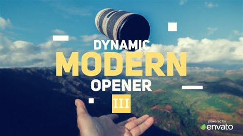 Modern Opener 19678057 - Project for After Effects (Videohive)