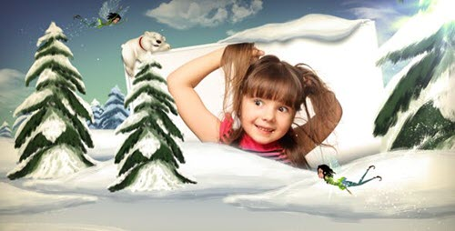 Winter Magic Slideshow - 13877685 - Project for After Effects (Videohive)