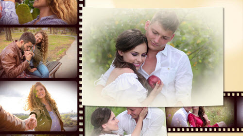 MotionElements - Love Story Romantic Slideshow - 13470270