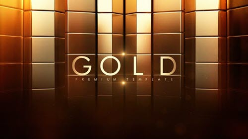 Gold - 22760084 - Project for After Effects (Videohive)