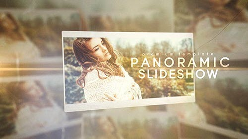 Panoramic Slideshow - 20598358 - Project for After Effects