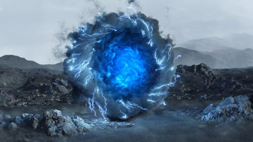Fantasy Magic Dimension Logo - 26020766 - Project for After Effects (Videohive)