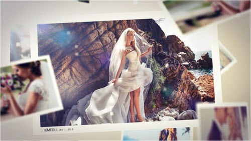Wedding Mist Slideshow - 26369332 - Project for After Effects