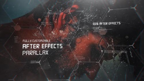 Digital Sci Fi Slideshow - Project for After Effects (Videohive)