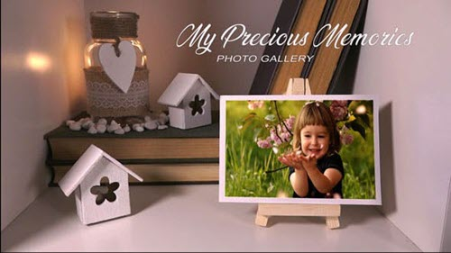 My Precious Memories - Project for After Effects (Videohive)