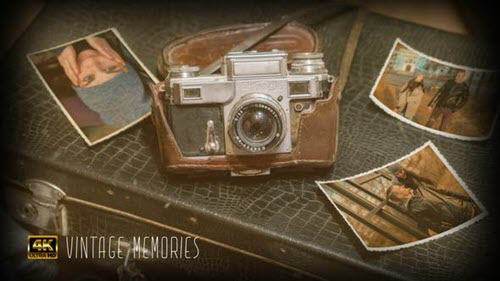 Vintage Memories 4K 22856775 - Project for After Effects (Videohive)
