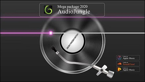 AudioJungle - Mega package 2020
