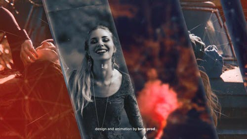 Modern Slideshow 19130210 - Project for After Effects (Videohive)