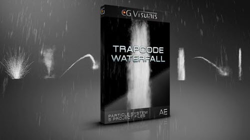 Waterfall Pack - 21715331 (Videohive)