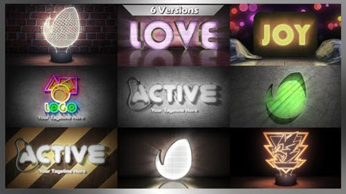 Lights Intro Pack - 27000051 - Project for After Effects (Videohive)