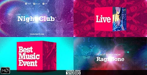 Favorite Summer Music Event - Project for After Effects (Videohive)