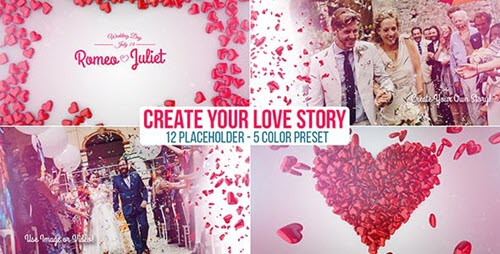 Love Story - 20013942 - Project for After Effects (Videohive)