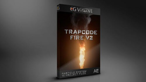 Trapcode Fire V2.3 - 20732709 - Project for After Effects