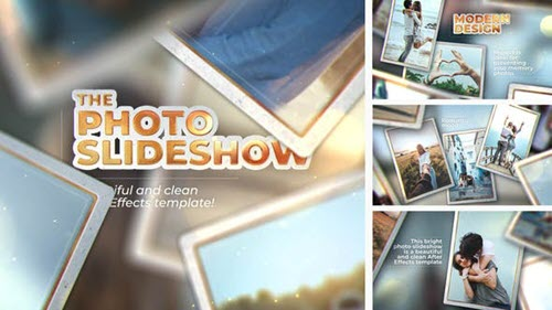 The Photo Slideshow - 28342108 - Project for After Effects (Videohive)