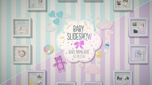 Baby Slideshow 22634236 - Project for After Effects (Videohive)