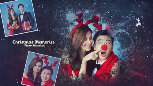 Christmas Memories - Photo Slideshow - 22884787 - Project for After Effects