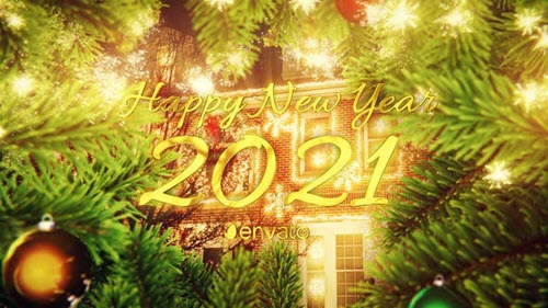 New Year Countdown 2021 - 29210046 - Project for After Effects