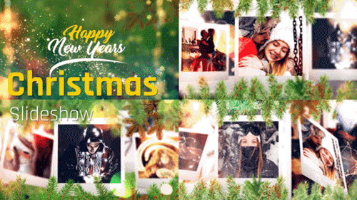 Christmas Slideshow - 29671046 - Project for After Effects
