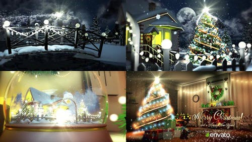 Christmas Magic - 25045726 - Project for After Effects