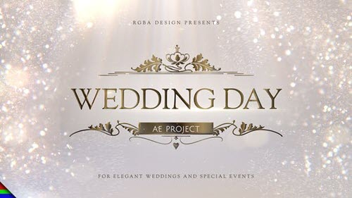 Wedding - 23910729 - Project for After Effects