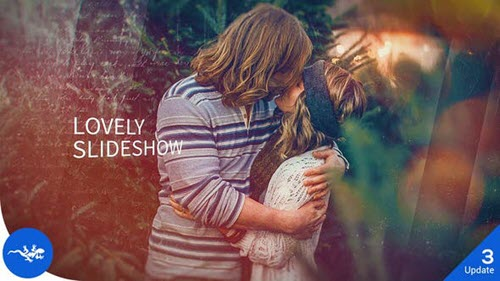 Dreamy Lovely Slideshow v2 - 17324529 - Project for After Effects