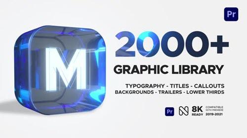 Graphics Library for Premiere Pro - 32149019 - Project & Script for Premiere Pro